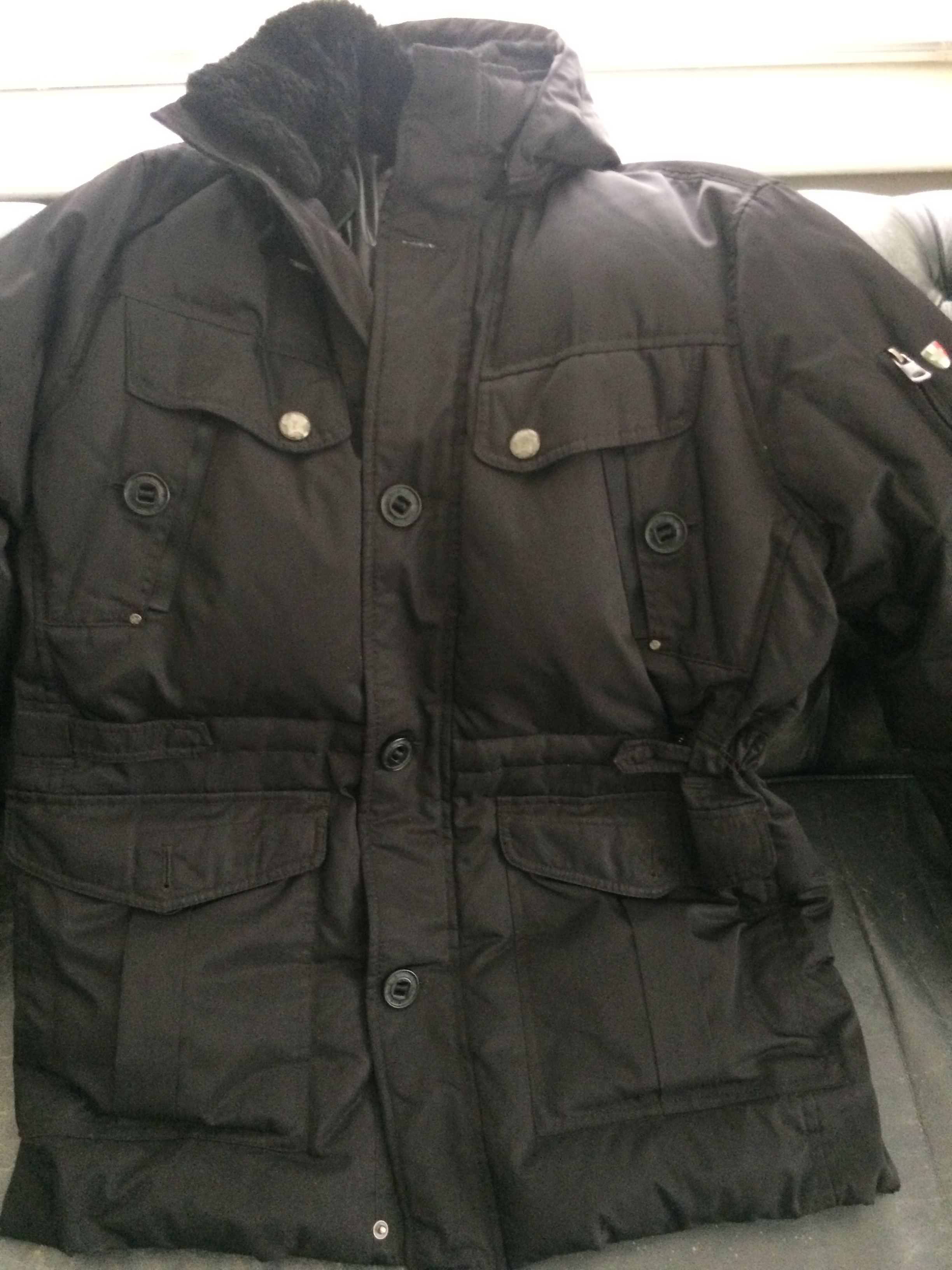 Fortezza winter coat
